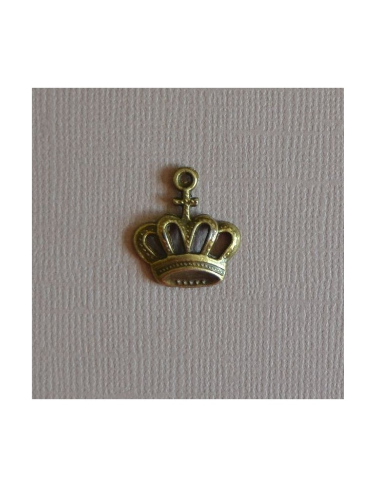 couronne doré