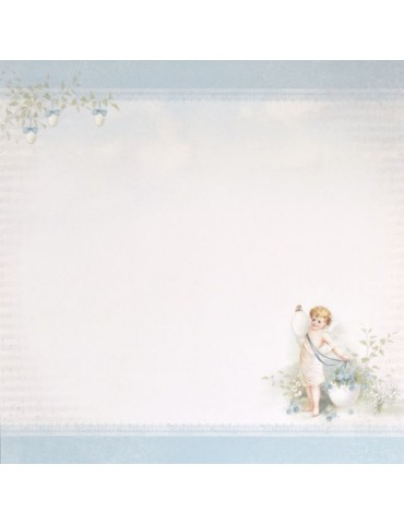 "Papier Pion Design Easter Greetings ""Angel of Spring"""