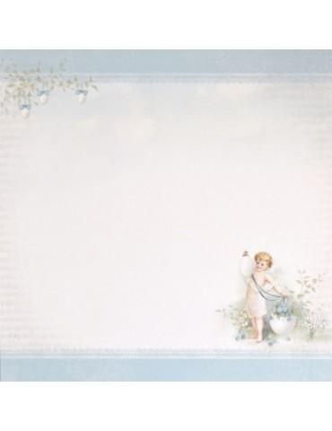 "Papier Pion Design Easter Greetings ""Angel of Spring"""