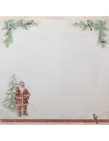 papier Pion Design Christmas Wishes December Birds