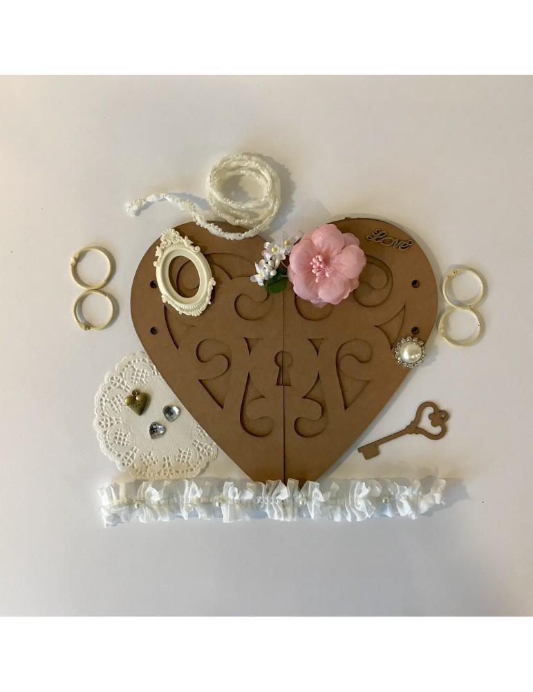 Kit mini album mariage