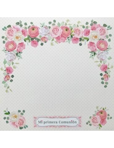 Papier Bouquet de fleurs Dayka Trade