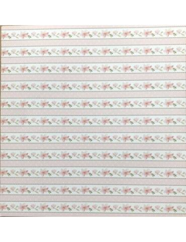 Papier Dayka TradeFrise florale