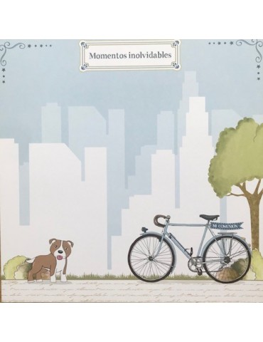Papier Dayka Trade Moment à vélo