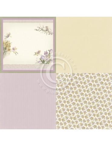 Papier Pion Design Four...