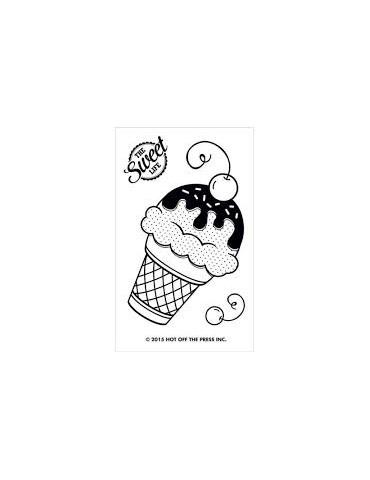Tampon Ice cream