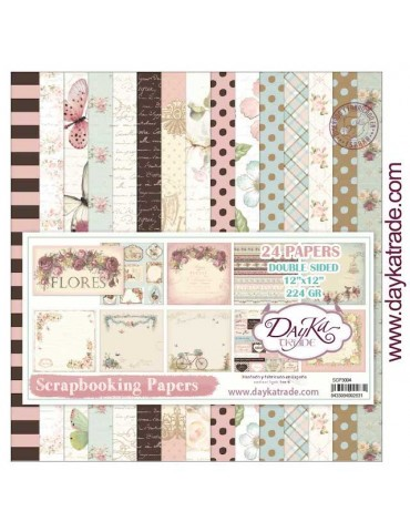 Kit de papiers Dayka Trade...