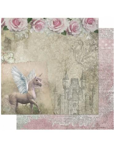 Papier Litoarte Licorne