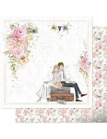 Papier Litoarte Jeunes mariés
