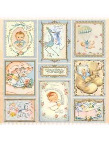 Papier Arte Facil Baby Boy