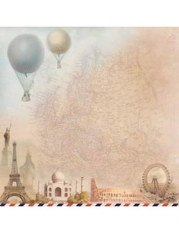 Papier Arte Facil Viagem