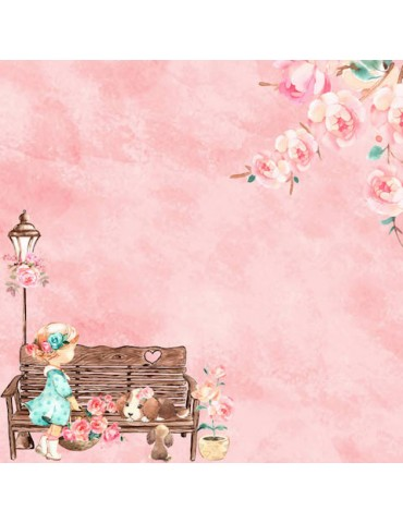 Papier Arte Facil Sweet Girl 2