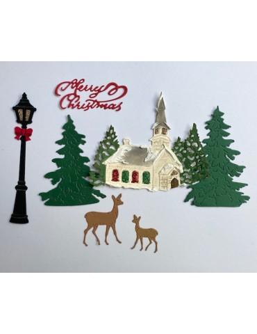 L'église de Noël