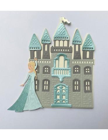 Kit de carte Reine des neiges
