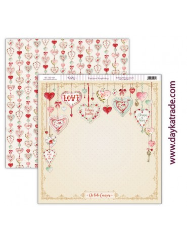 Papier Dayka Trade Love...